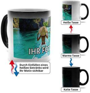 Magic Mug Personalisieren