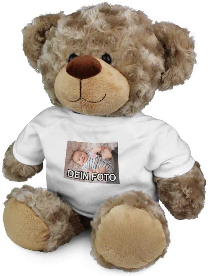 XL Teddy mit Foto