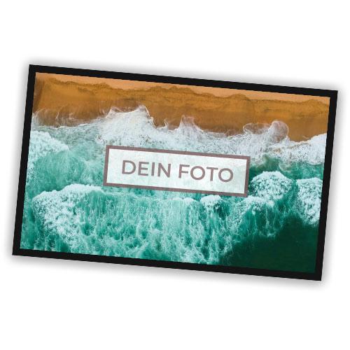 Fußmatte mit deinem Foto bedrucken lassen