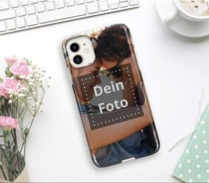 iPhone Handyhülle mit Foto