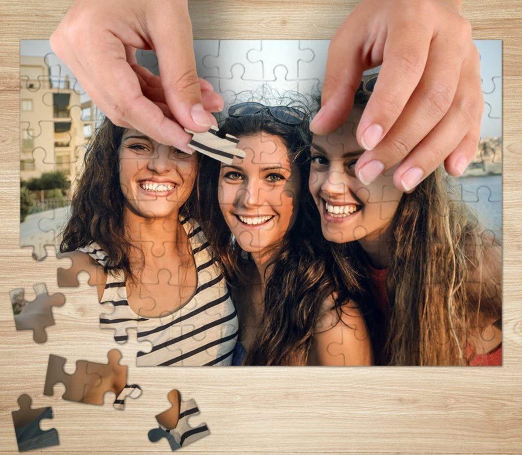 Puzzle mit Foto gestalten