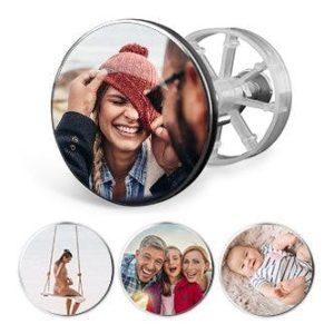 Waschbeckenstöpsel mit Foto bedrucken lassen
