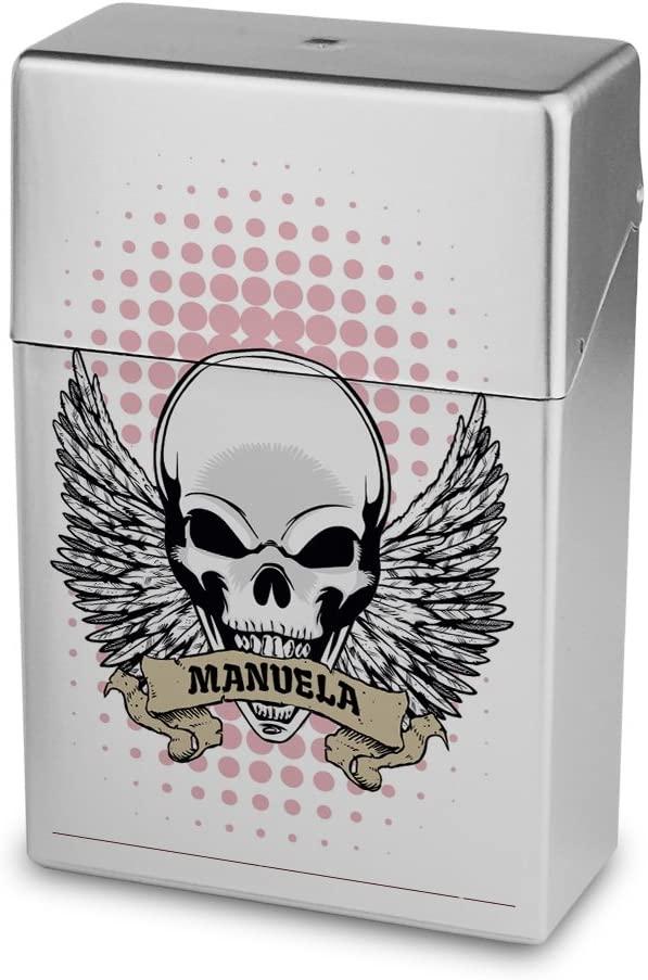 Zigarettenbox mit Namen